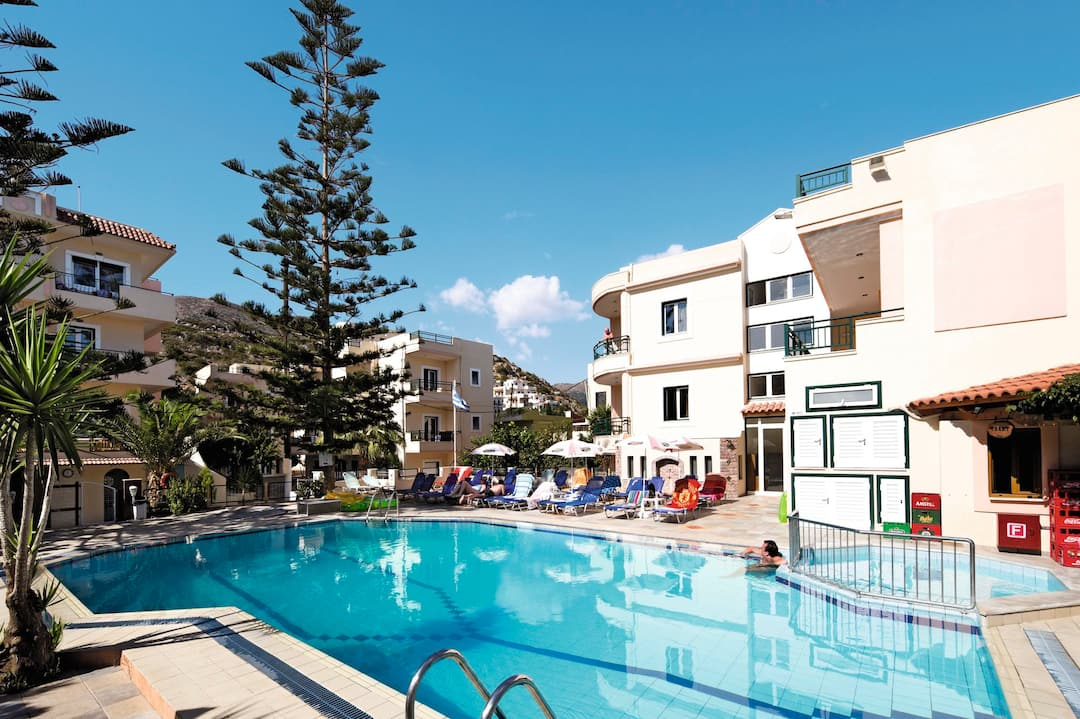 Holiday to Panorama Studios And Apartments in STALIS (GREECE) for 3 nights (SC) departing from gatwick on 06 May