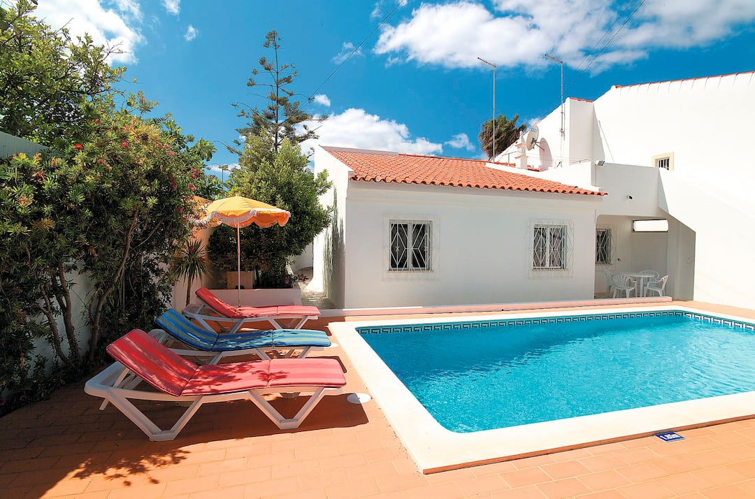 Holiday to Vivenda Martins Villa in ALBUFEIRA (PORTUGAL) for 7 nights (SC) departing from stansted on 02 May