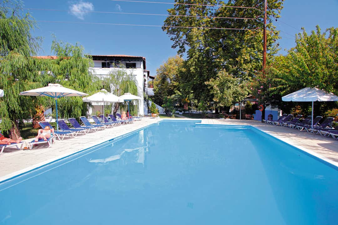 Holiday to Astoria Hotel in TROULOS (GREECE) for 3 nights (BB) departing from birmingham on 05 May
