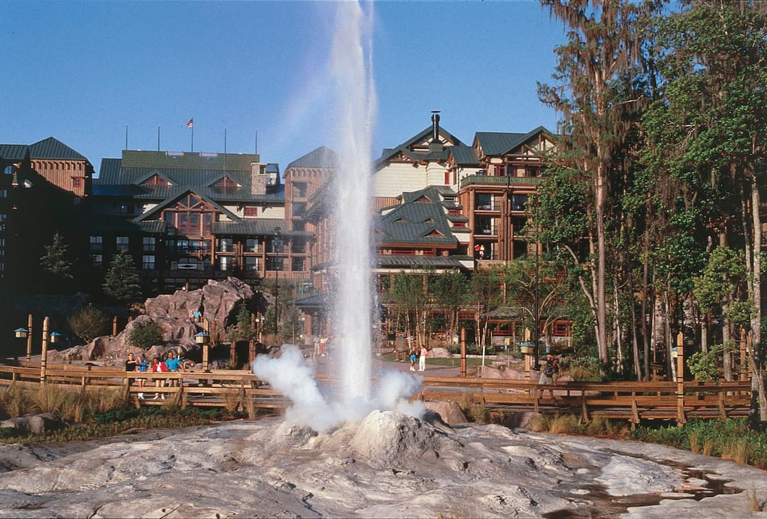 Holiday to Disney's Wilderness Lodge in WALT DISNEY WORLD RESORT (UNITED STATES OF AMERICA) for 7 nights (RO) departing from gatwick on 03 Jun