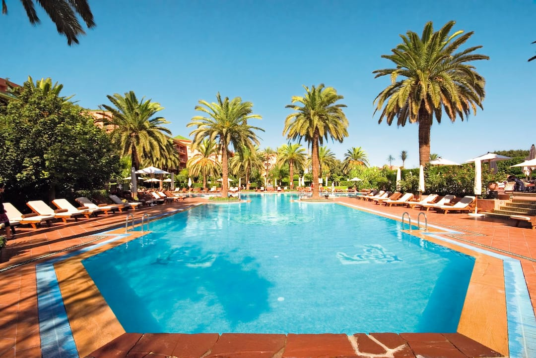 Holiday to Sofitel Marrakech Lounge & Spa in MARRAKECH (MOROCCO) for 3 nights (BB) departing from manchester on 28 Jun