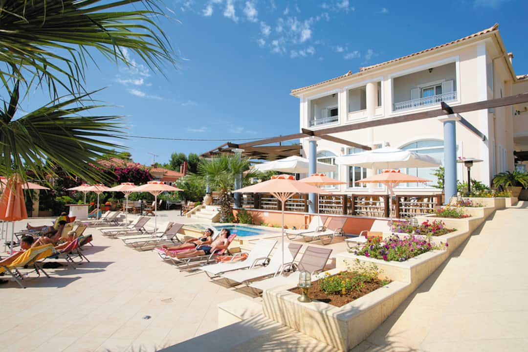 Holiday to Anassa Hotel Studios in SKALA (GREECE) for 3 nights (SC) departing from gatwick on 23 Sep
