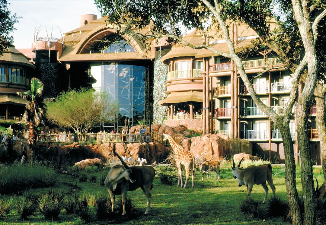 Holiday to Disney's Animal Kingdom Lodge in WALT DISNEY WORLD RESORT (UNITED STATES OF AMERICA) for 7 nights (RO) departing from birmingham on 17 May