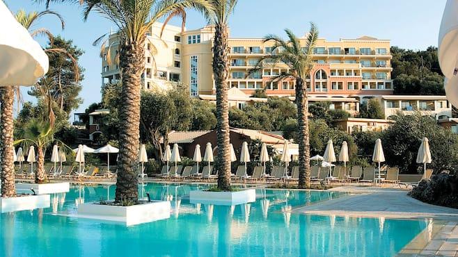 Corfu Palace Hotel Thomson