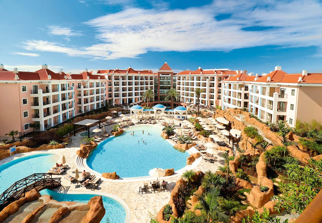 Holiday to Hilton Vilamoura As Cascatas Golf Resort & Spa in VILAMOURA (PORTUGAL) for 3 nights (BB) departing from east midlands on 07 May
