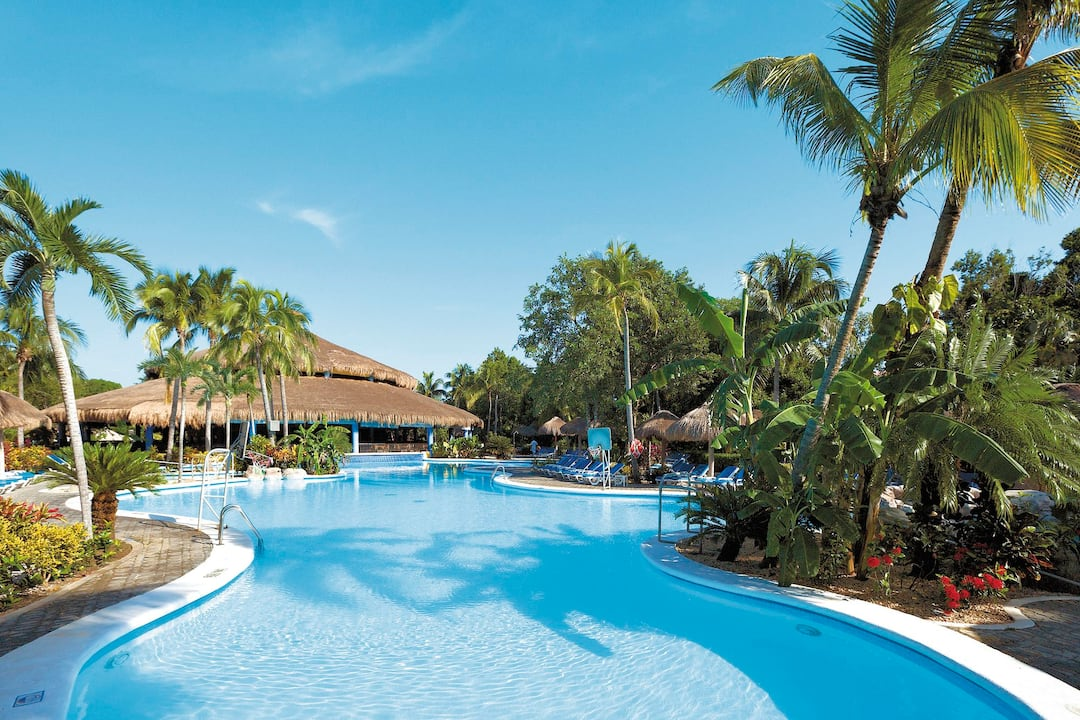 Holiday to Clubhotel Riu Tequila in PLAYACAR (MEXICO) for 7 nights (AI) departing from birmingham on 04 Jun