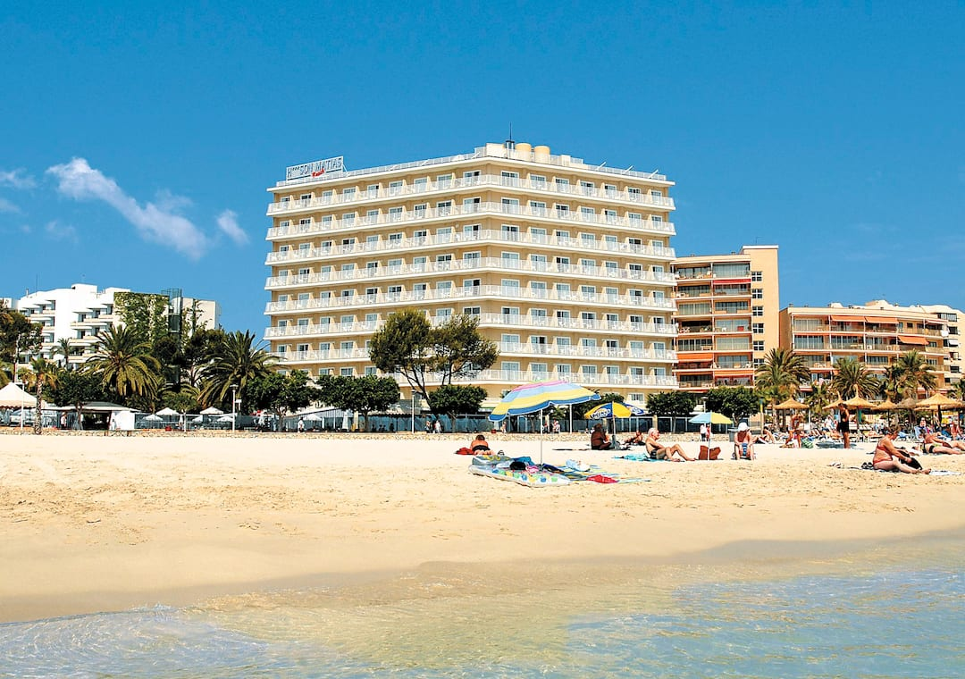Holiday to Son Matias Beach Hotel in PALMA NOVA (SPAIN) for 3 nights (HB) departing from gatwick on 26 Mar