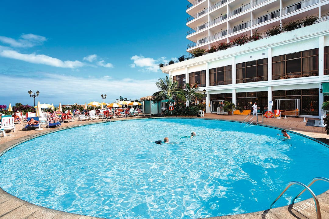 Holiday to Gran Hotel El Tope in PUERTO DE LA CRUZ (SPAIN) for 3 nights (HB) departing from stansted on 29 Jan