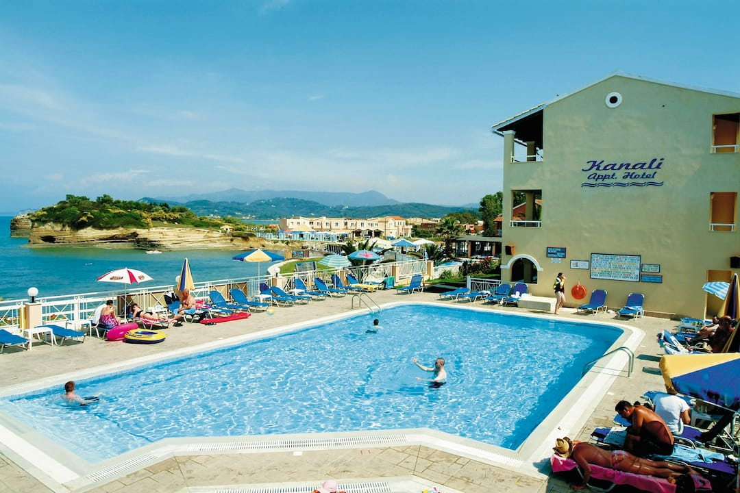 Holiday to Kanali Studios And Apartments in SIDARI (GREECE) for 3 nights (SC) departing from east midlands on 14 May