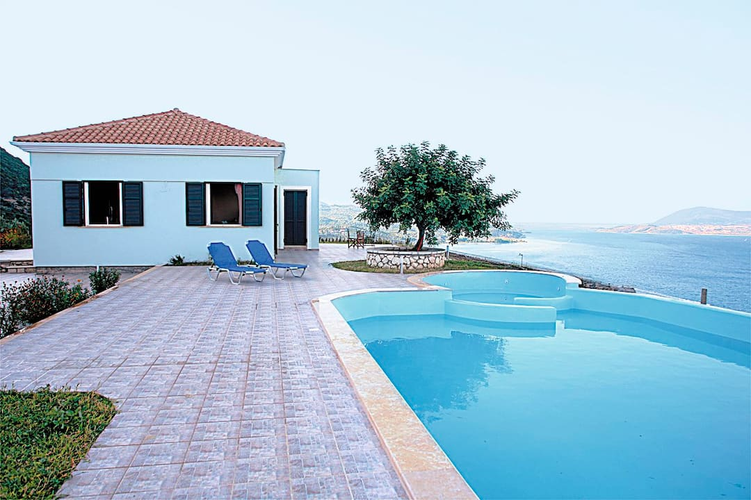 Holiday to Vigilia Villa in LEFKAS - NIKIANA (GREECE) for 7 nights (SC) departing from gatwick on 03 May