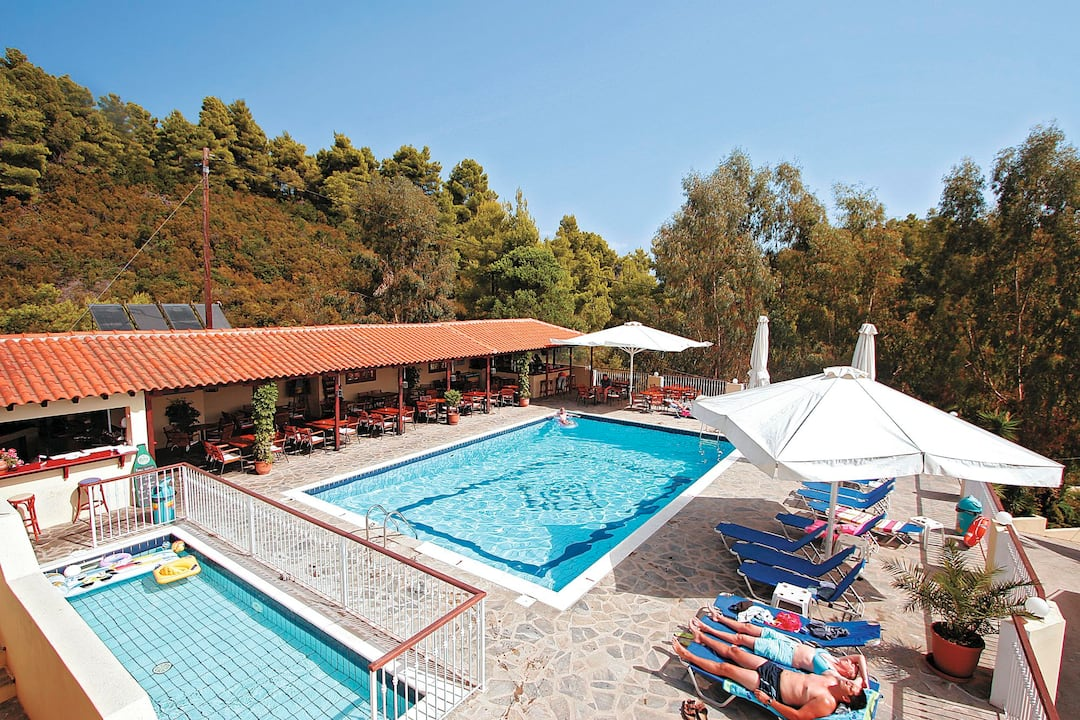 Holiday to Hermes Apartments in KOLIOS BEACH (GREECE) for 7 nights (SC) departing from east midlands on 01 May