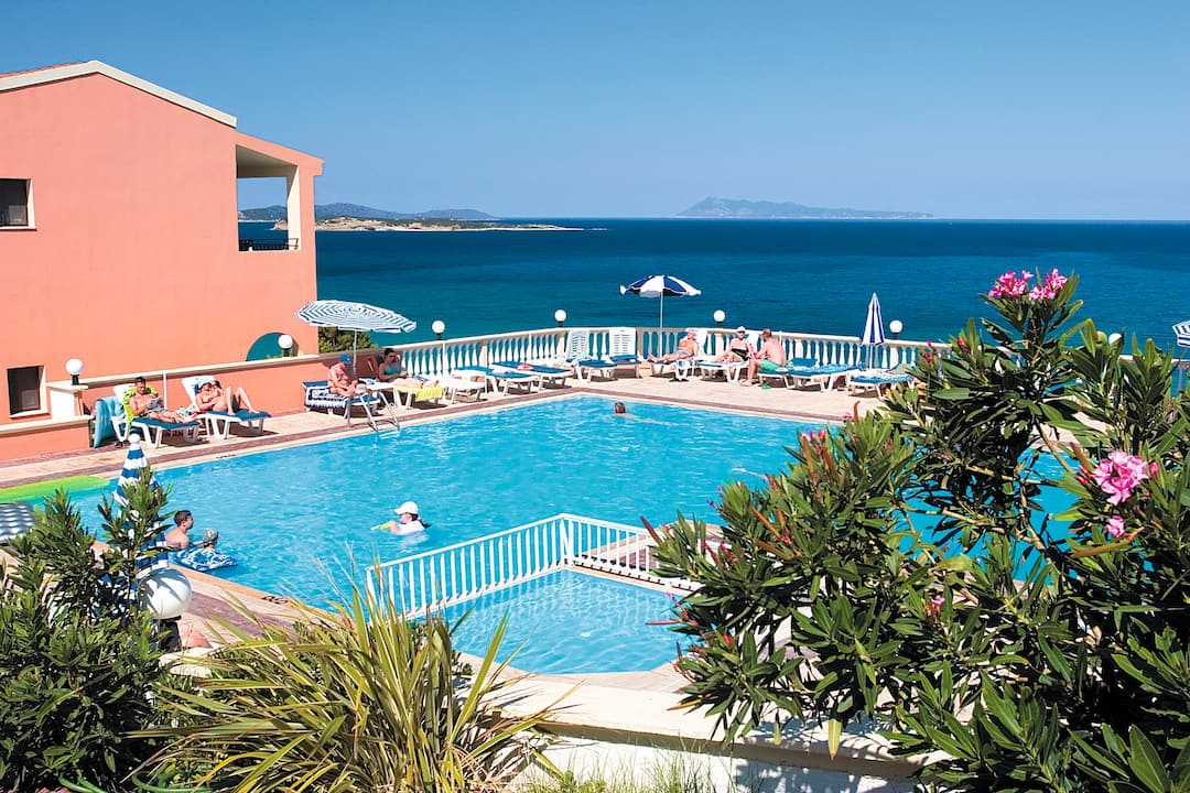 Holiday to Romanza Hotel in SAN STEFANOS (GREECE) for 3 nights (BB) departing from bournemouth on 08 May