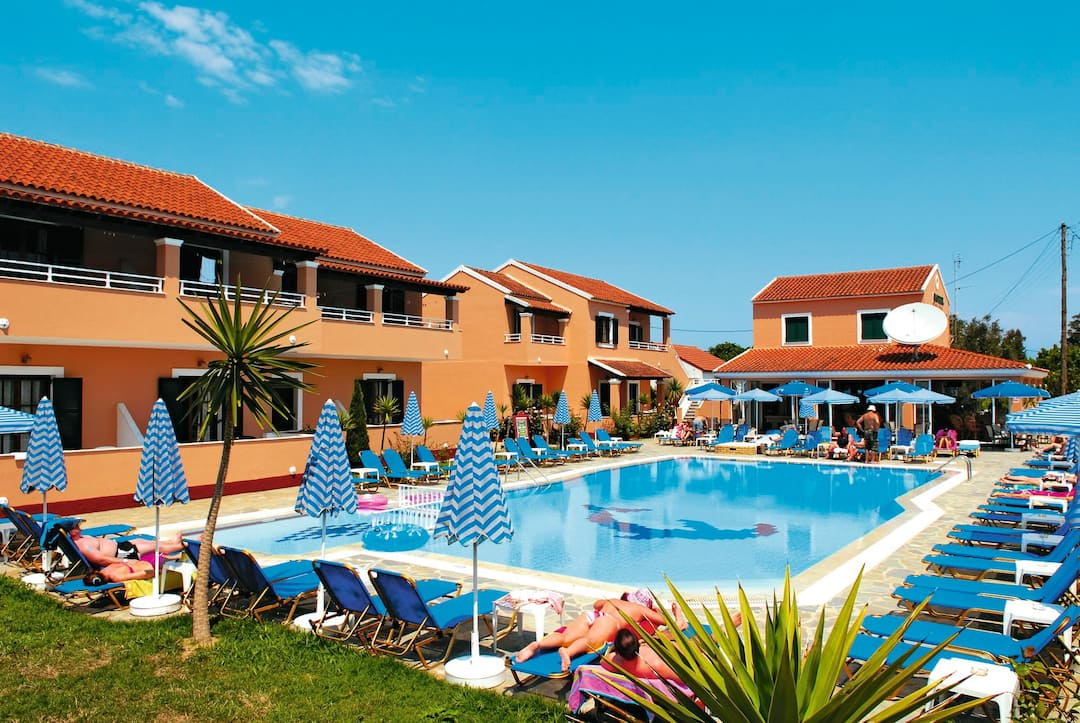 Holiday to Theodosia Studios & Apartments in SIDARI (GREECE) for 4 nights (SC) departing from manchester on 24 Jun
