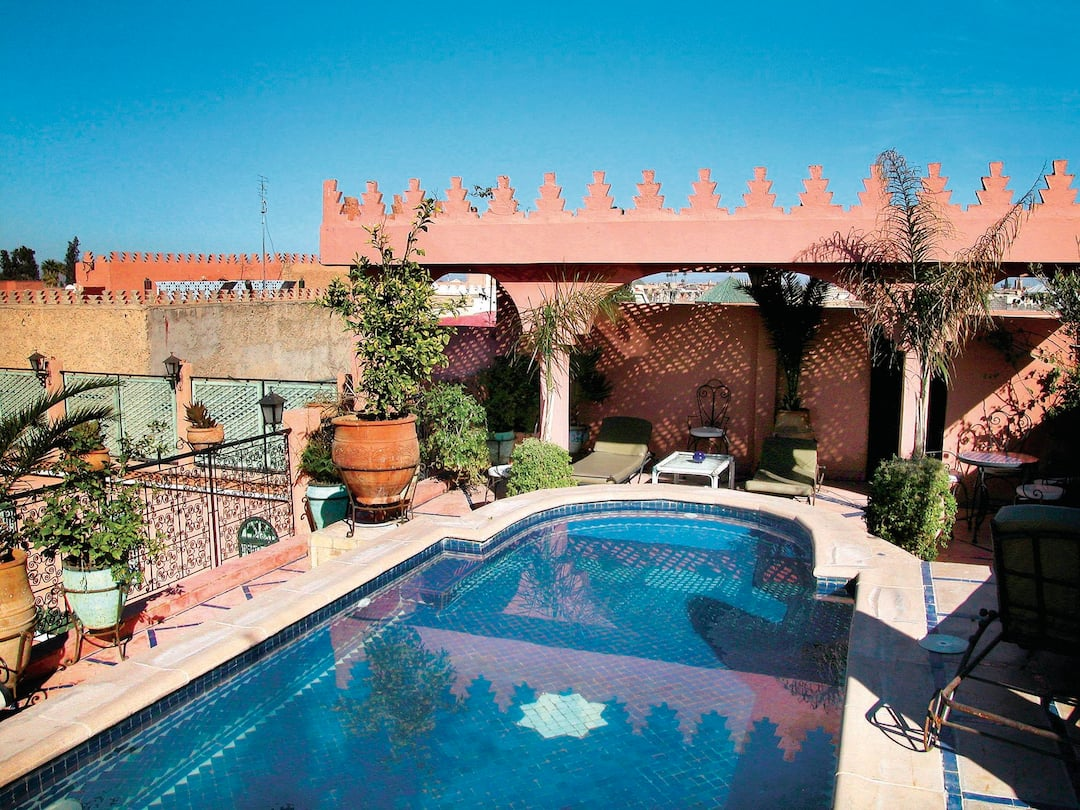 Holiday to Riad Catalina in MARRAKECH (MOROCCO) for 4 nights (BB) departing from gatwick on 17 Jun