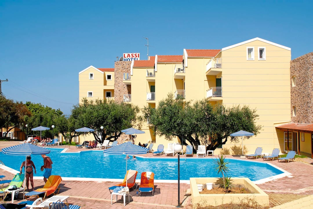 Holiday to Lassi Hotel in LASSI (GREECE) for 7 nights (BB) departing from bournemouth on 05 May