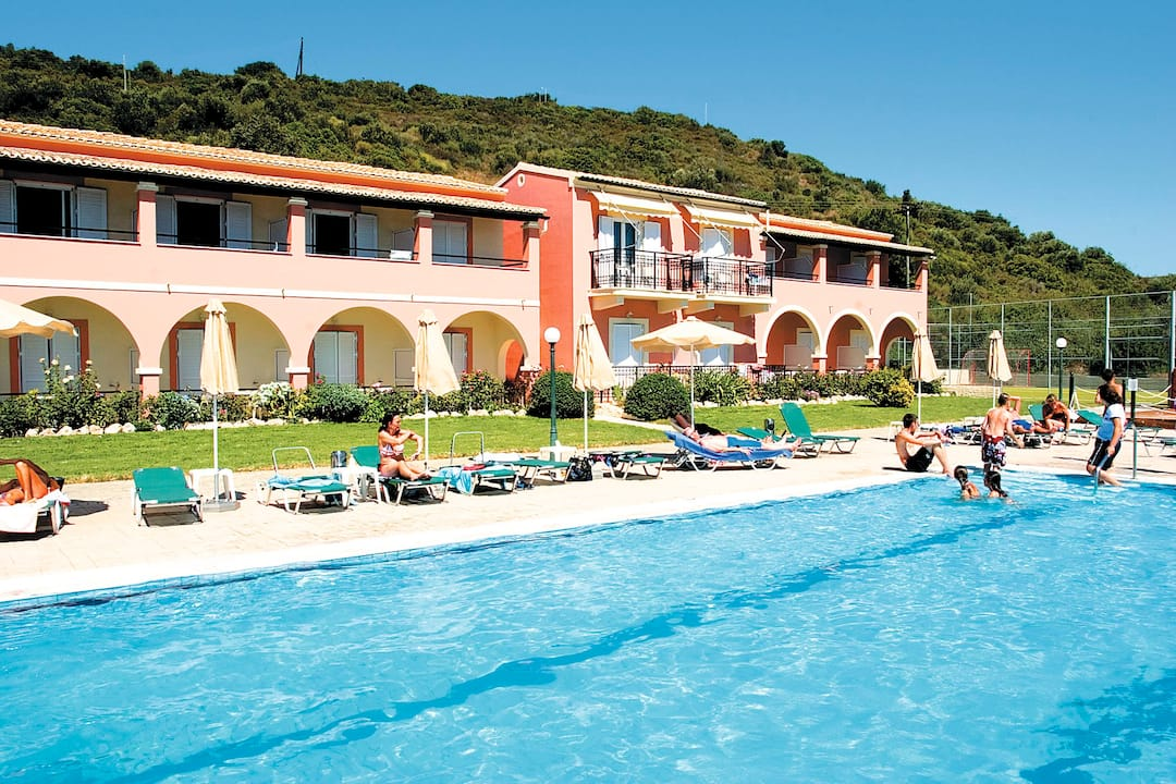 Holiday to Costas Golden Beach Hotel in AGHIOS GEORGIOS NORTH (GREECE) for 3 nights (HB) departing from gatwick on 10 May