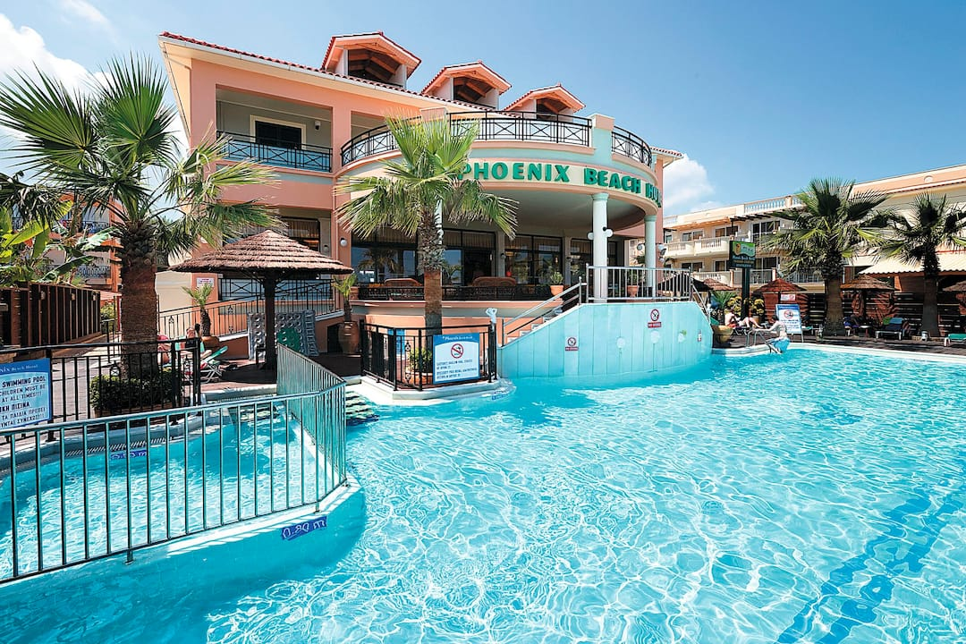 Holiday to Phoenix Beach Hotel in TSILIVI (GREECE) for 3 nights (BB) departing from newcastle on 21 May