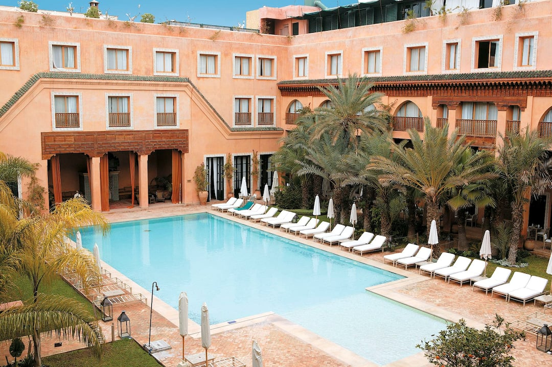 Holiday to Les Jardins De La Koutoubia in MARRAKECH (MOROCCO) for 3 nights (BB) departing from manchester on 04 Oct