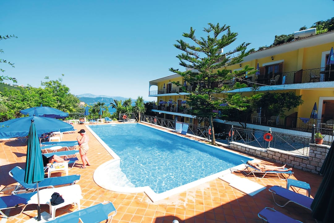 Holiday to Bella Vista Apartments in PARGA (GREECE) for 7 nights (SC) departing from gatwick on 03 May