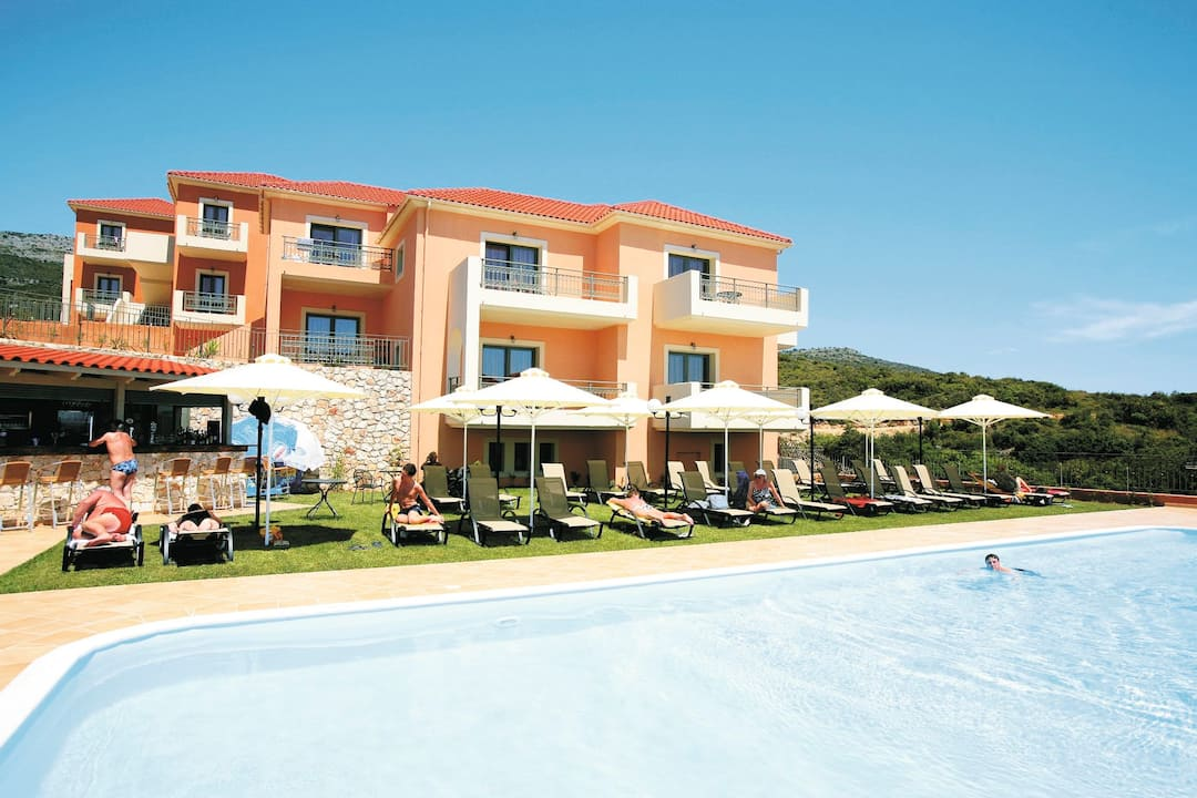 Holiday to Crystal Palace Resort 1 in SKALA (GREECE) for 7 nights (SC) departing from gatwick on 07 May
