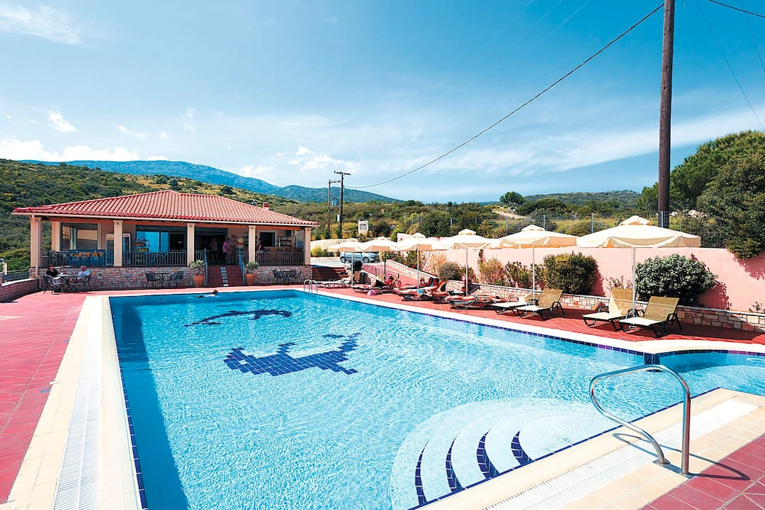Holiday to Aeolos Beach Hotel  Apartments in SKALA (GREECE) for 3 nights (BB) departing from manchester on 02 Sep