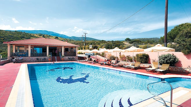 Aeolos Beach Hotel Skala