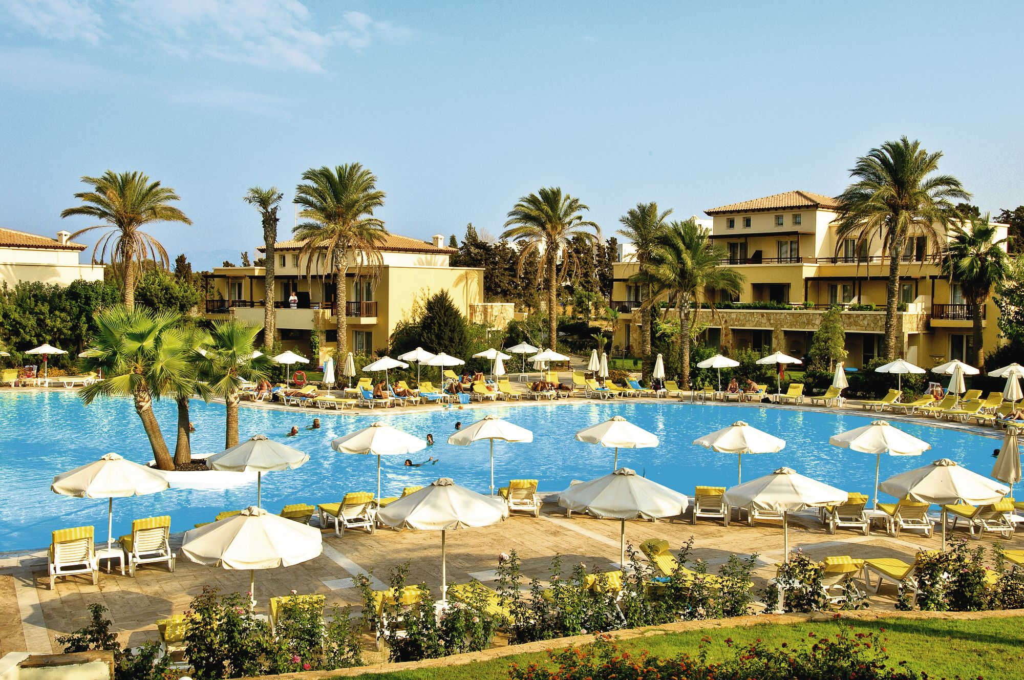Holiday to Grecotel Kos Imperial Thalasso in PSALIDI (GREECE) for 3 nights (HB) departing from manchester on 28 Sep