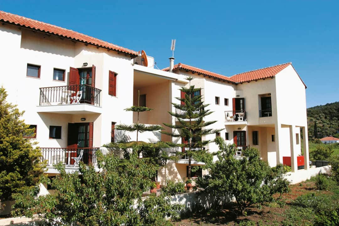 Holiday to Kalidon Hotel in KOKKARI (GREECE) for 7 nights (BB) departing from gatwick on 26 Sep