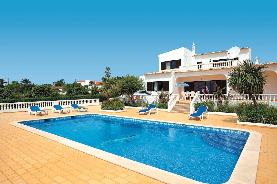 Holiday to Girassol Villa in CARVOEIRO (PORTUGAL) for 7 nights (SC) departing from stansted on 06 Oct