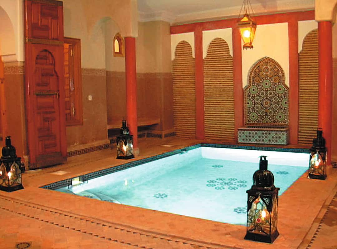 Holiday to Riad Dar Sbihi in MARRAKECH (MOROCCO) for 3 nights (BB) departing from manchester on 28 Jun