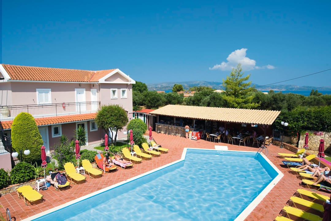 Holiday to Marianna Studios in LASSI (GREECE) for 7 nights (SC) departing from birmingham on 03 Oct