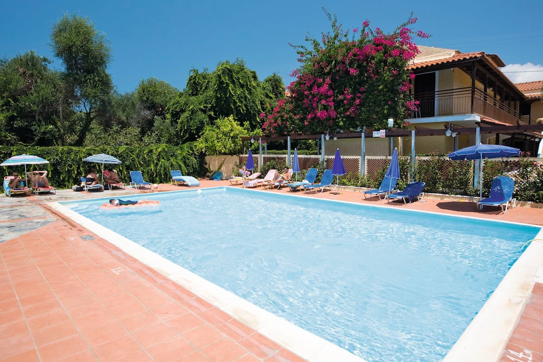 Holiday to Makris Yialos Studios & Apartments in LASSI (GREECE) for 7 nights (SC) departing from bournemouth on 07 May