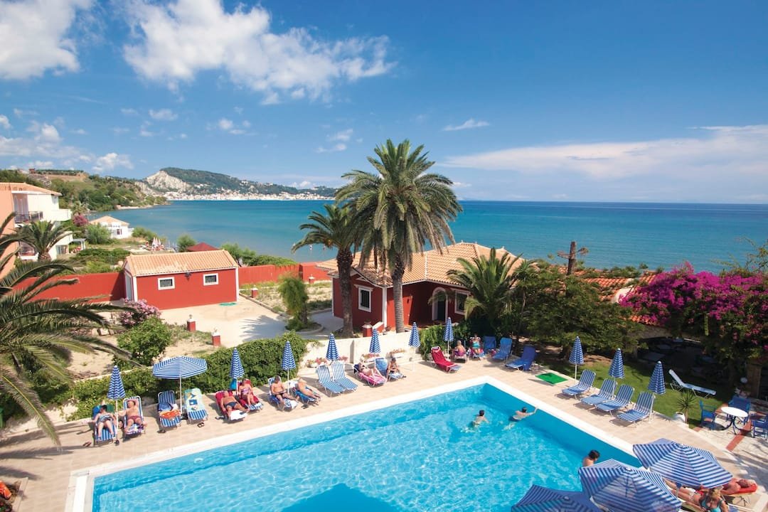 Holiday to Zakantha Beach Hotel in ARGASSI (GREECE) for 3 nights (BB) departing from newcastle on 07 May
