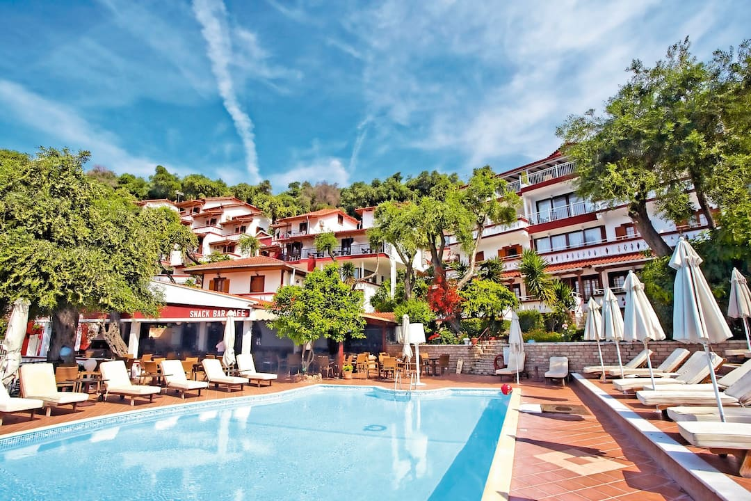 Holiday to Valtos Beach Hotel & Studios in PARGA (GREECE) for 7 nights (SC) departing from gatwick on 03 May