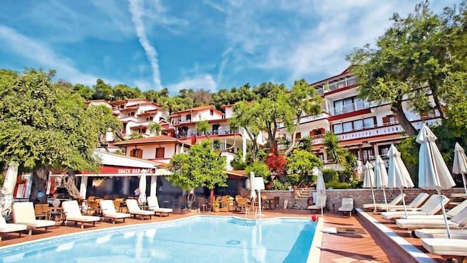 Valtos Beach Apartments