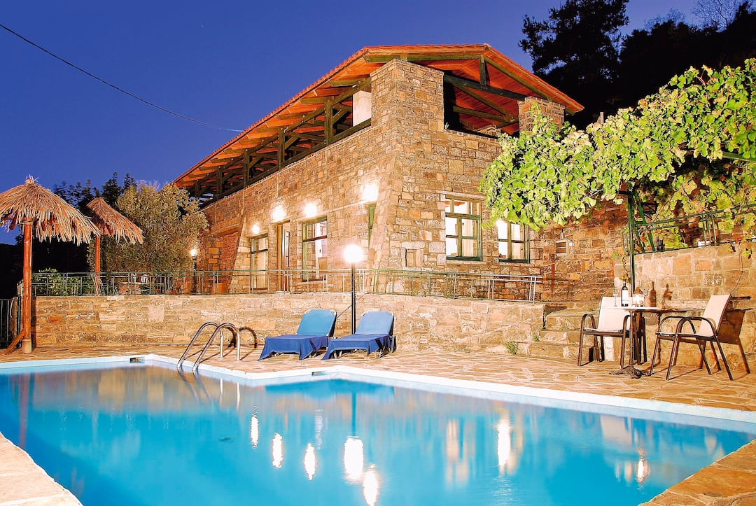 Holiday to Maria-Emmanuella Villa in PRINA (GREECE) for 7 nights (SC) departing from manchester on 29 Sep