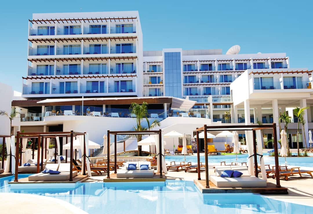 Holiday to Sunrise Pearl Hotel in PROTARAS (CYPRUS) for 4 nights (HB) departing from manchester on 07 Jun