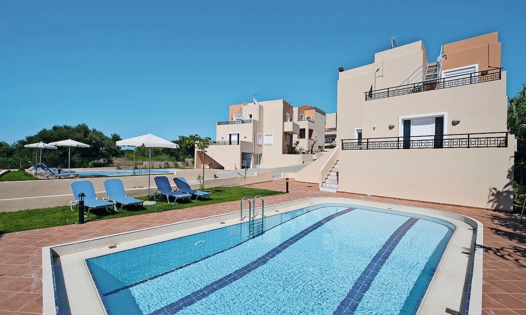Holiday to Selini Meli Villa in KOLYMBARI (GREECE) for 7 nights (SC) departing from gatwick on 24 Sep