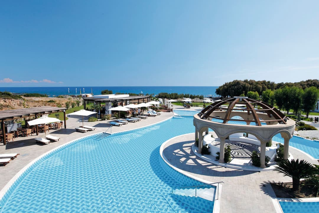 Holiday to Lindian Village in LARDOS (GREECE) for 3 nights (BB) departing from gatwick on 05 Oct