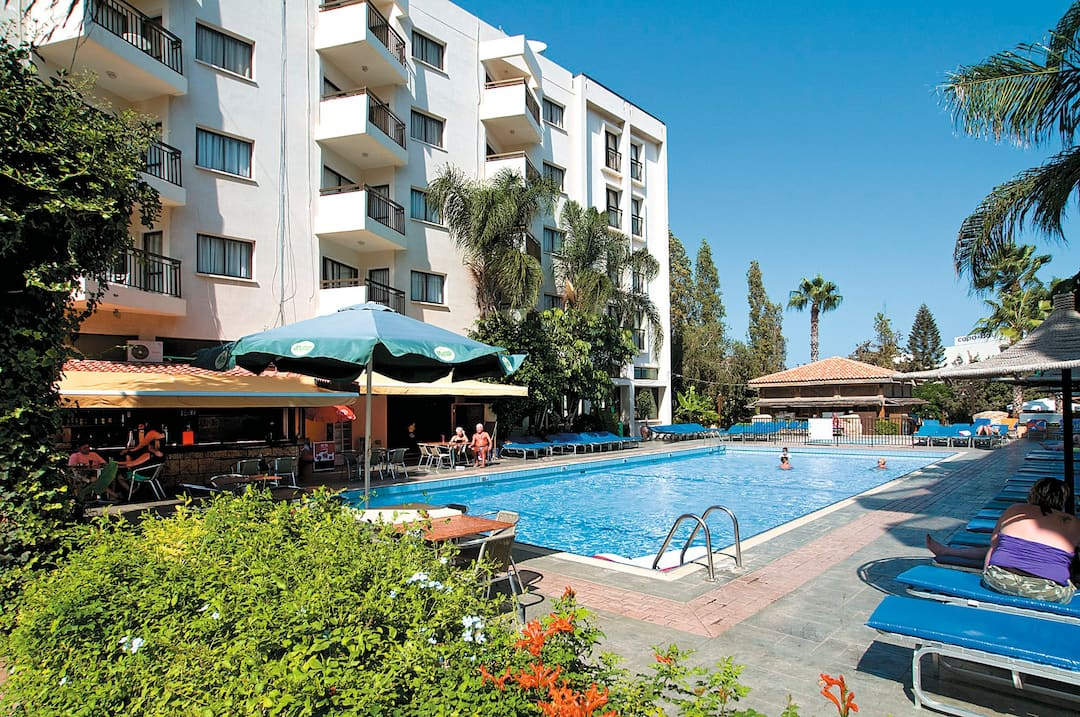 Holiday to Alva Apartments in PROTARAS (CYPRUS) for 3 nights (SC) departing from bristol on 07 Jun