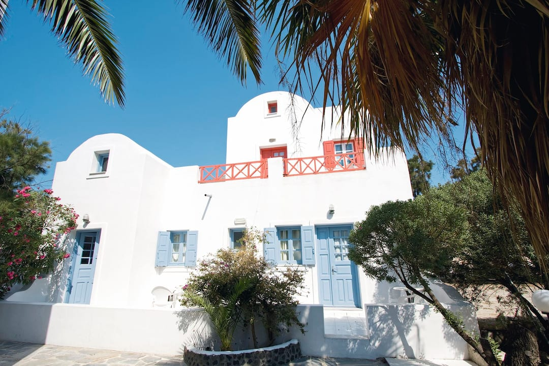 Holiday to Meltemi Village in PERISSA (GREECE) for 7 nights (SC) departing from east midlands on 02 May
