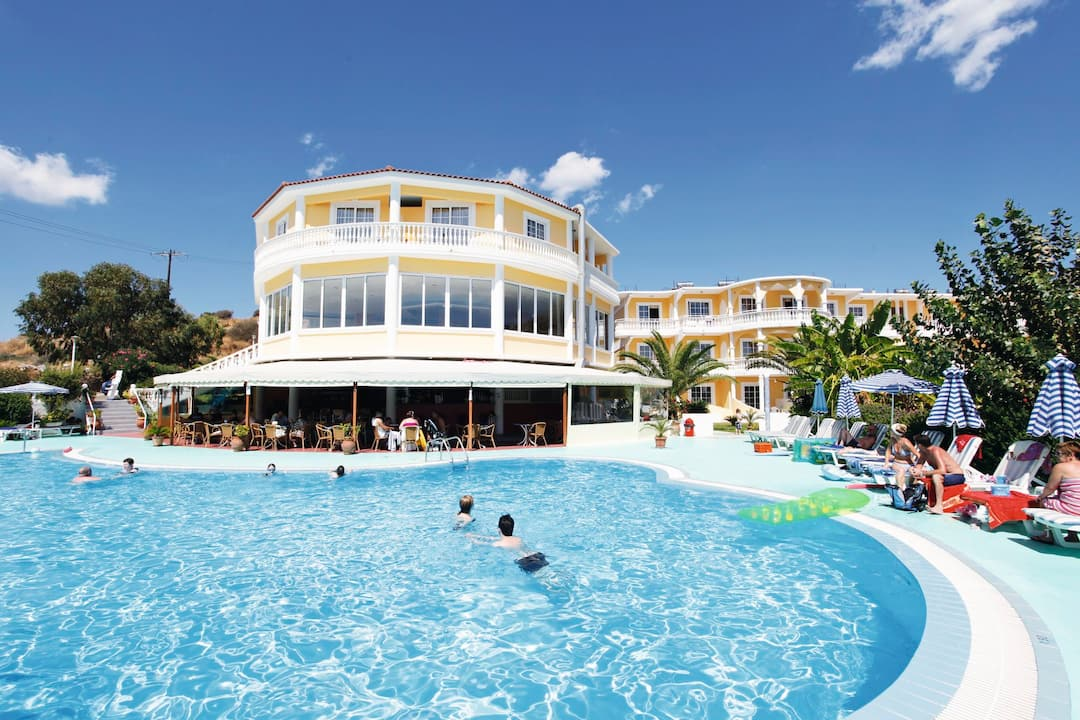 Holiday to Cosmos Maris in LARDOS (GREECE) for 3 nights (SC) departing from luton on 06 May