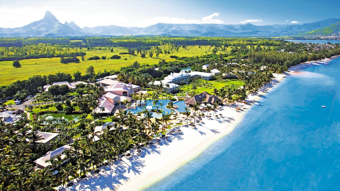 Holiday to Sugar Beach Golf & Spa Resort in FLIC EN FLAC (MAURITIUS) for 7 nights (AI) departing from gatwick on 29 Mar