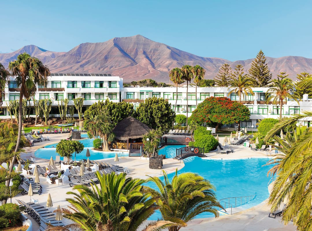 Holiday to H10 Lanzarote Princess Hotel in PLAYA BLANCA (SPAIN) for 3 nights (HB) departing from gatwick on 09 Dec