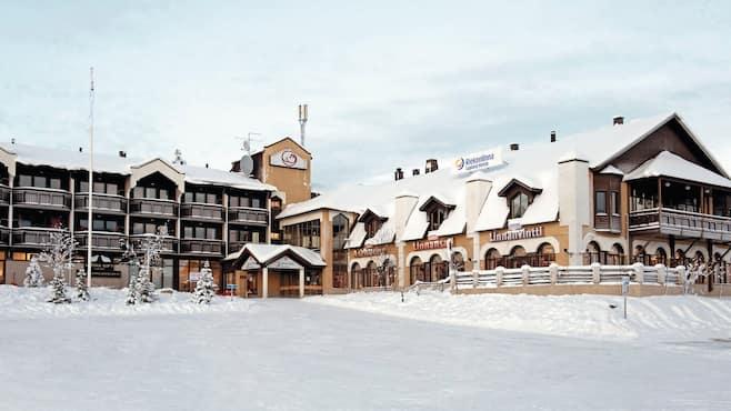 Snowflake and Apartments