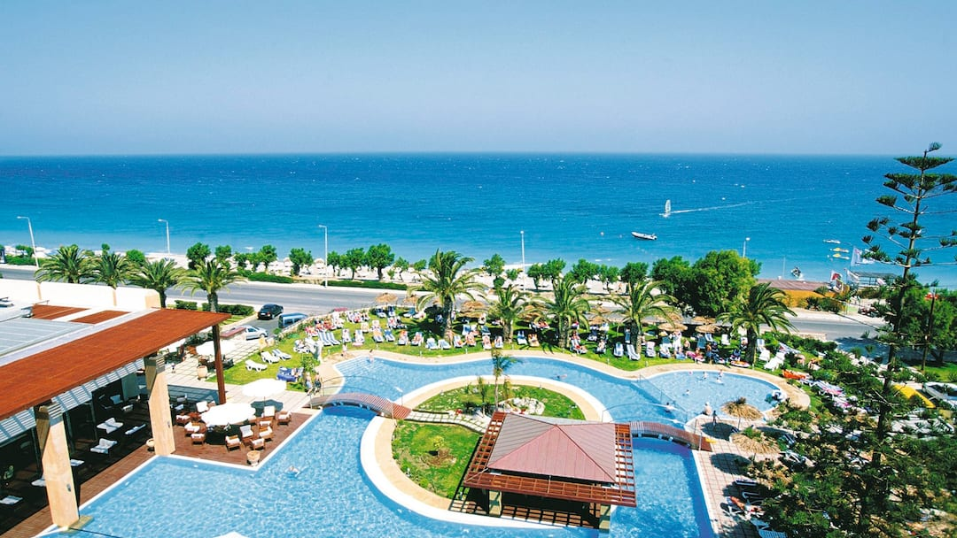 Holiday to Hotel Oceanis in IXIA (GREECE) for 3 nights (AI) departing from gatwick on 05 Oct