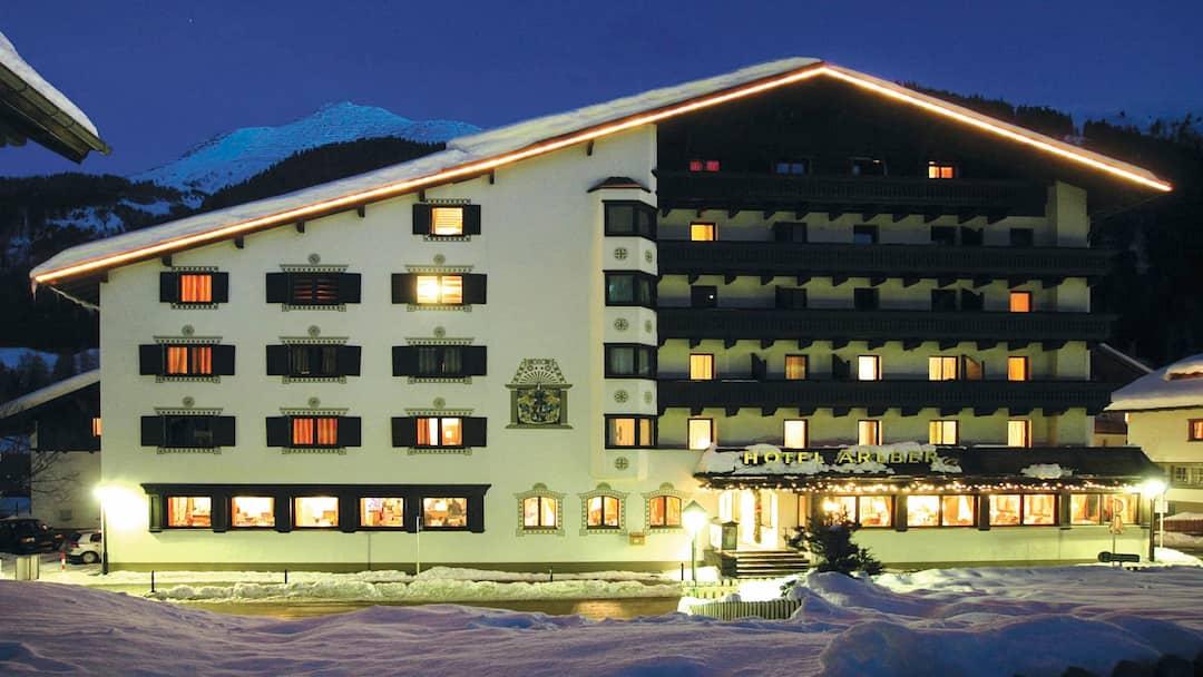 Serfaus Hotel Garni