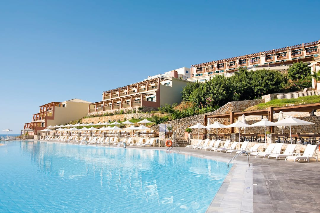 Holiday to Apostolata Island Resort  Spa in SKALA (GREECE) for 3 nights (HB) departing from manchester on 30 Sep