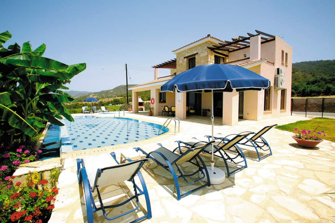 Holiday to Efis Stone House Villa in ARGAKA (CYPRUS) for 7 nights (SC) departing from gatwick on 29 Mar