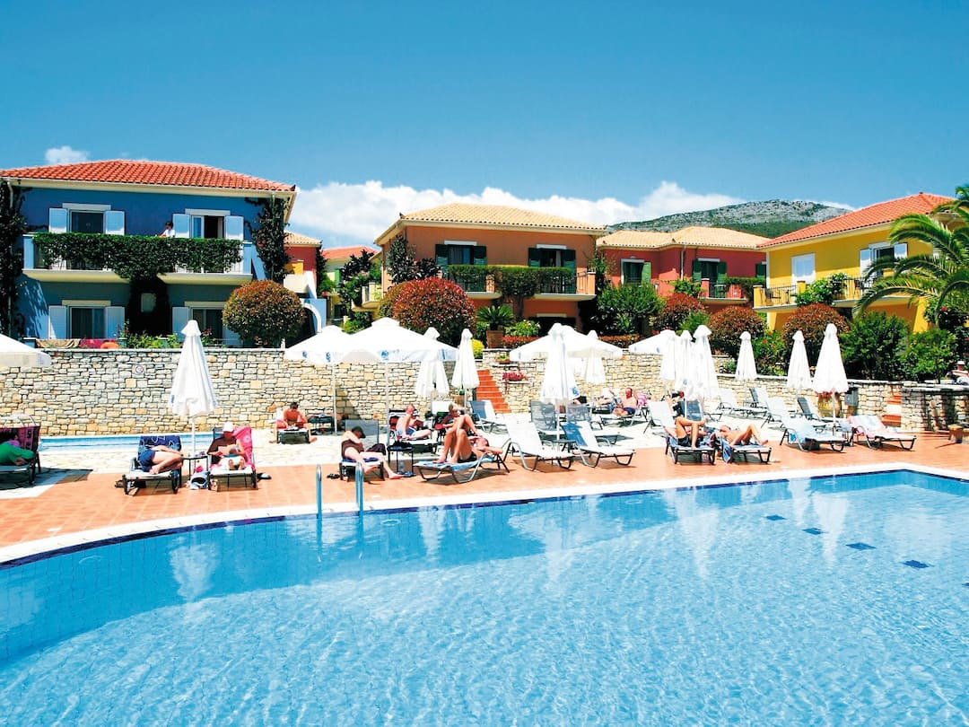Holiday to Nine Muses in SKALA (GREECE) for 4 nights (BB) departing from gatwick on 05 May
